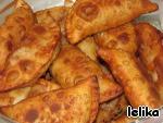 Чебуреки из баранины – кулинарный рецепт
