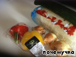 Салат \Фунчоза\ ингредиенты