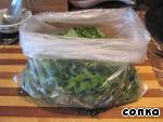 Щавель, ревень и шпинат на зиму ингредиенты