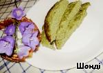 Яичница с хвощом полевым – кулинарный рецепт