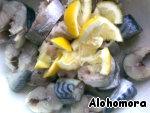 Скумбрия с икрой – кулинарный рецепт