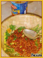 Карри из курицы и ананаса ингредиенты