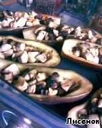 Баклажаны фаршированные грибами ингредиенты