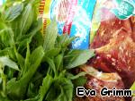 Баранья лопатка в мятном соусе ингредиенты
