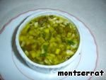 Холодный зеленый чай – кулинарный рецепт