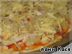 Пицца-тропикана ингредиенты