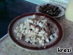 Салат с грибами и курицей ингредиенты