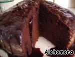 """Очень шоколадный кекс """"Вероника"""" – кулинарный рецепт"""
