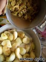 Имбирно-яблочный джем, пошаговый рецепт с фото