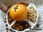 Мягкий грильяж с цукатами «Жeлудь» ингредиенты