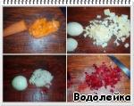 Закусочные рулетики из селедки Vip ингредиенты