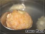 Куриные фрикадельки в острой апельсиновой глазури – кулинарный рецепт