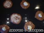 """Печенье """"Шоколадная черепица"""" – кулинарный рецепт"""