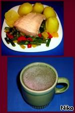 Как сварить лосось - wikiHow