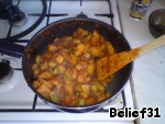 Соте с тыквой – кулинарный рецепт