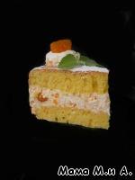Мандариновый рай – кулинарный рецепт