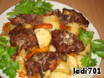 """""""Барское мясо"""" – кулинарный рецепт"""