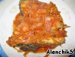 Рыба в овощах – кулинарный рецепт