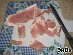 Пряная свинина в луковом соусе по-грузински + гарнир ингредиенты