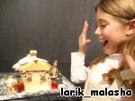 """Торт """"Снежная избушка"""" – кулинарный рецепт"""