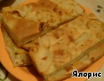 Быстрый картофельный пирог – кулинарный рецепт