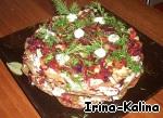 Печеночный нео-торт Бордо ингредиенты
