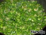 Кутабы с зеленью и брынзой Фетаки ингредиенты