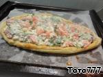 """Пирог """"Золотая рыбка"""" – кулинарный рецепт"""