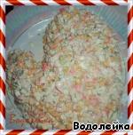 "Салат ""Рукавичка"" – кулинарный рецепт"