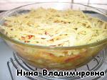 Лососевые молоки с фасолью и овощами – кулинарный рецепт