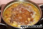 Куриный суп с перловкой и грибами ингредиенты
