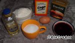 "Пирог ""Чайный"" ингредиенты"