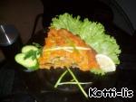 """Морковная запеканка с курицей """"Эвридика"""" ингредиенты"""