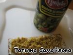 Рулетики с ржаными сухариками и сeмгой ингредиенты