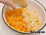Мандариновое варенье с ванильным ароматом ингредиенты
