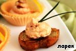 Мусс из копченого лосося ингредиенты