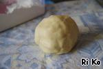 Песочное печенье с начинкой Сладкие равиоли ингредиенты