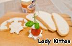 Канапе в итальянском стиле ингредиенты
