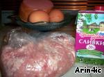 """Колбаса """"Куриная сливочная"""" – кулинарный рецепт"""