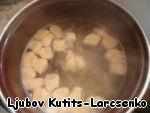 Венгерский молочный суп с чипетками и цветной капустой – кулинарный рецепт