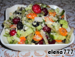 """Салат """"Хрустящий"""" – кулинарный рецепт"""