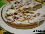Фруктовый пирог Гости на пороге ингредиенты