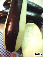 Баклажаны со свежей зеленью ингредиенты
