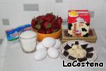 Шоколадный десерт Обжора ингредиенты