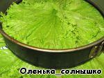 Салатный торт ингредиенты