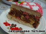 """Торт бисквитный """"Пуншевый"""""""
