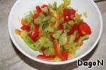 Овощные кексы ингредиенты