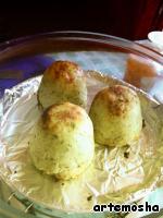 Картофельные куличики ингредиенты