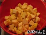 Яблочный десерт ингредиенты