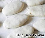 Пирожки из заварного дрожжевого теста ингредиенты